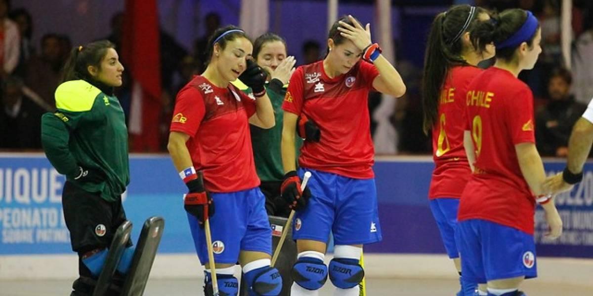 Las Marcianitas cayeron en las semifinales de los World Rollers Games