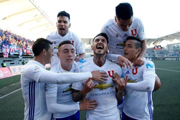 La U volvió a celebrar / imagen: Photosport
