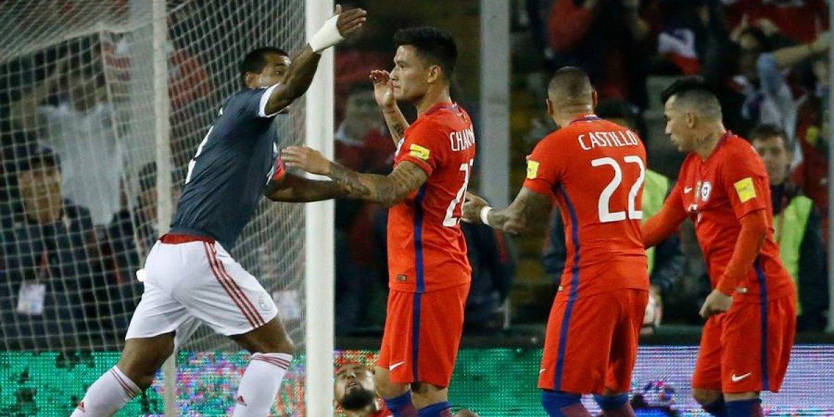 Así vivimos la bochornosa derrota de Chile ante Paraguay en el Monumental