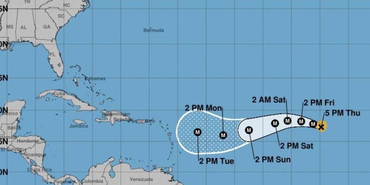 Huracán Irma se convierte en categoría 3