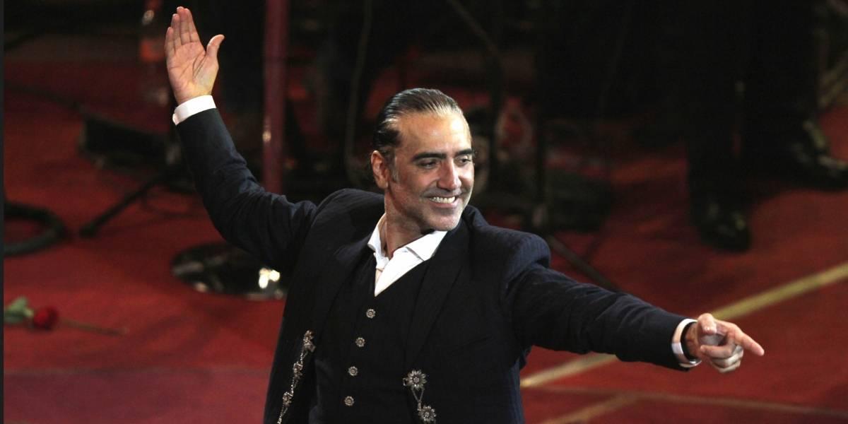 Alejandro Fernández regresa al Auditorio Nacional en el mes patrio