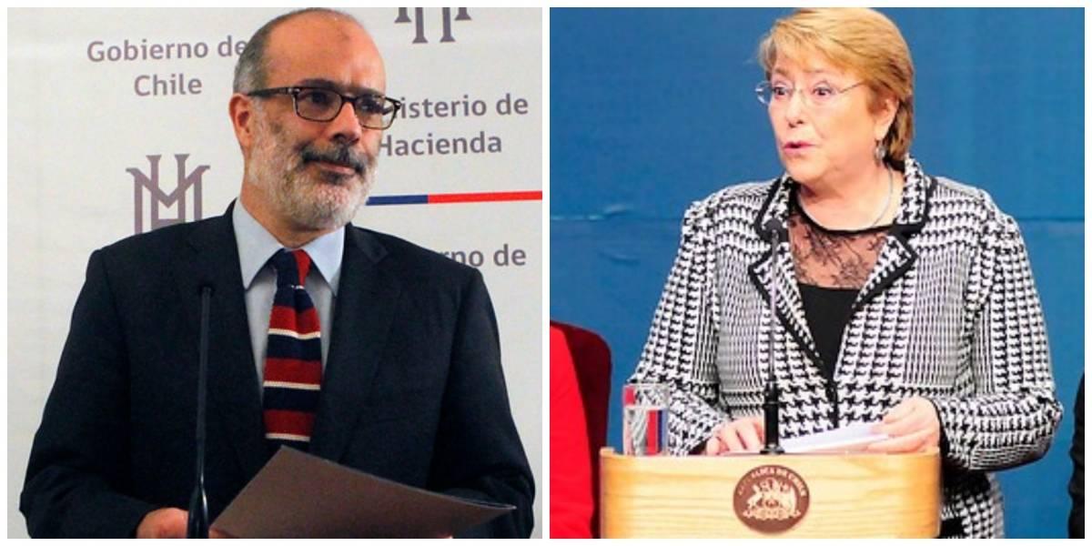 """La frase de la Presidenta que """"sentenció"""" la salida de Valdés del Ministerio de Hacienda"""
