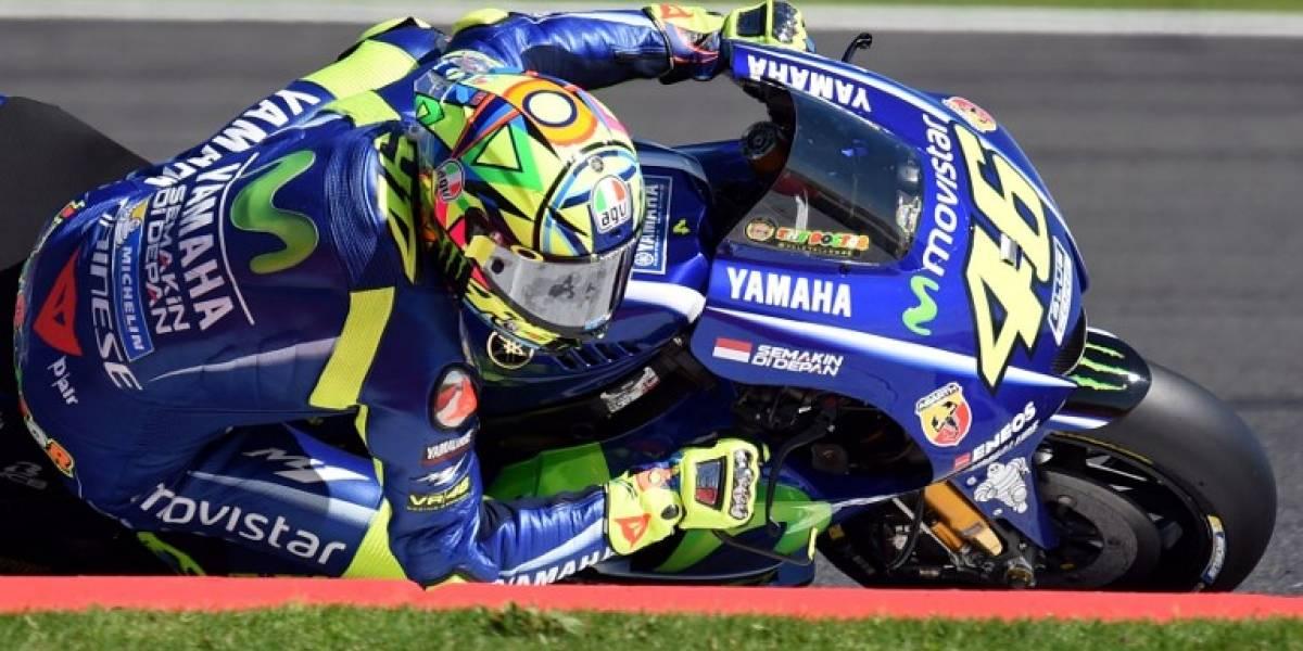 Sufre el Moto GP: Valentino Rossi se perderá dos carreras debido a una fractura de tibia y peroné