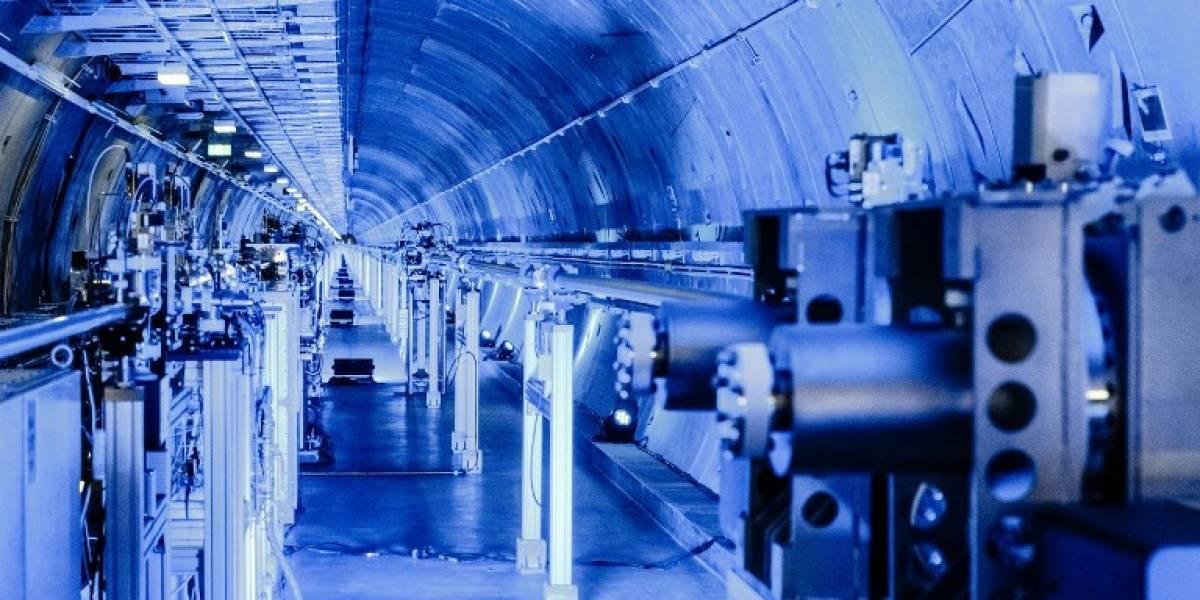 Inauguran el mayor láser de rayos X del mundo: podrá observar hasta lo infinitamente más pequeño