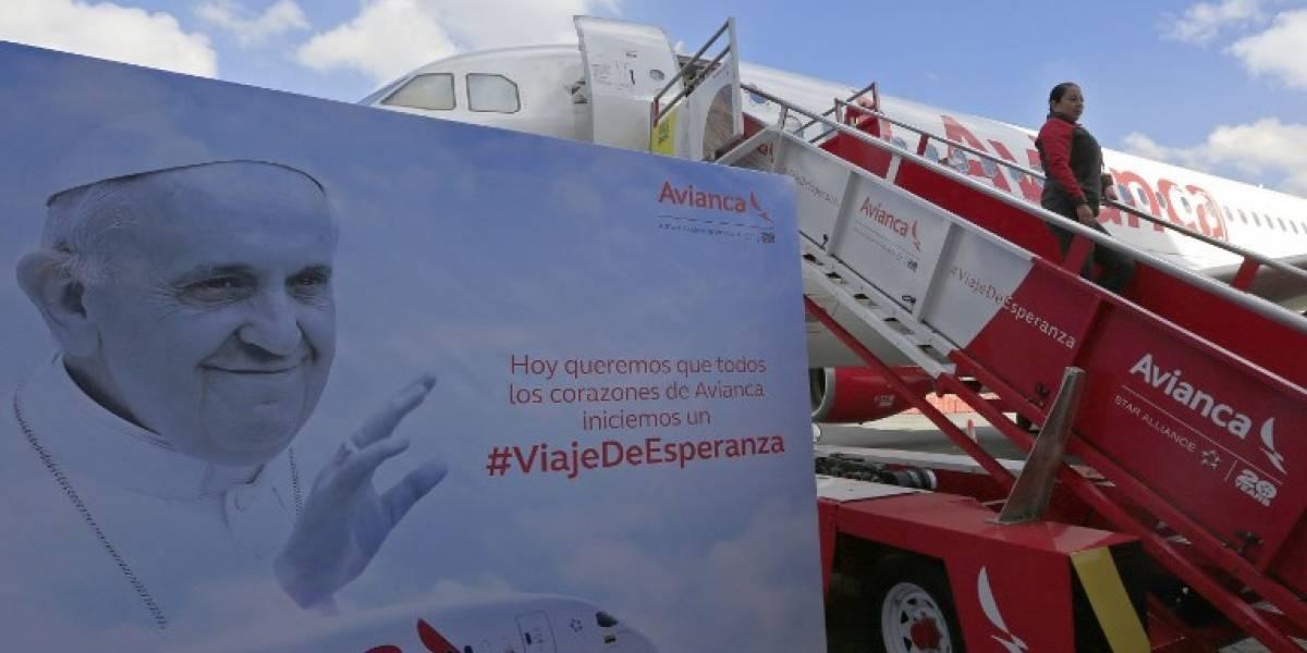Así se moverá Papa Francisco en Colombia: Papamóvil sin lujos y avión remozado