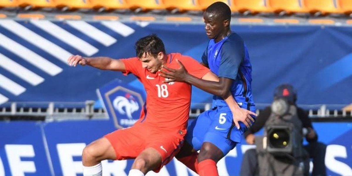 Minuto a minuto: La Roja Sub 21 se repone y empata el partido ante Francia
