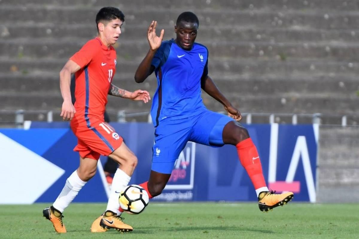 La Roja Sub 21 mostró temple y coraje en empate ante Francia
