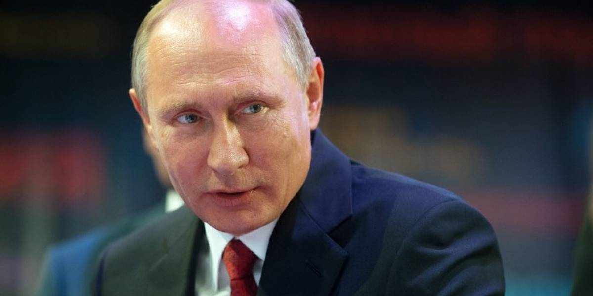 """Presidente de Rusia reveló quién será el futuro """"amo del mundo"""""""