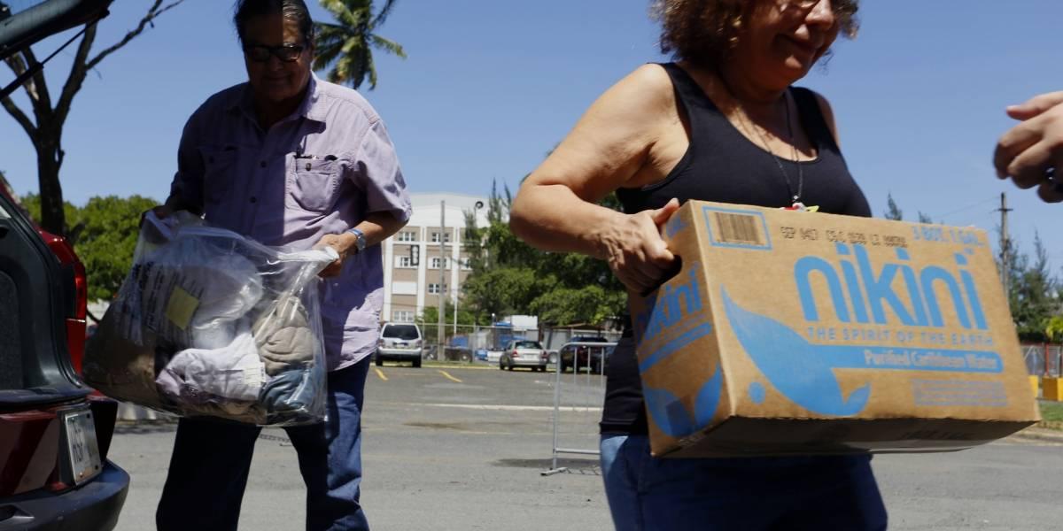 Puerto Rico se prepara para el posible paso del huracán Irma