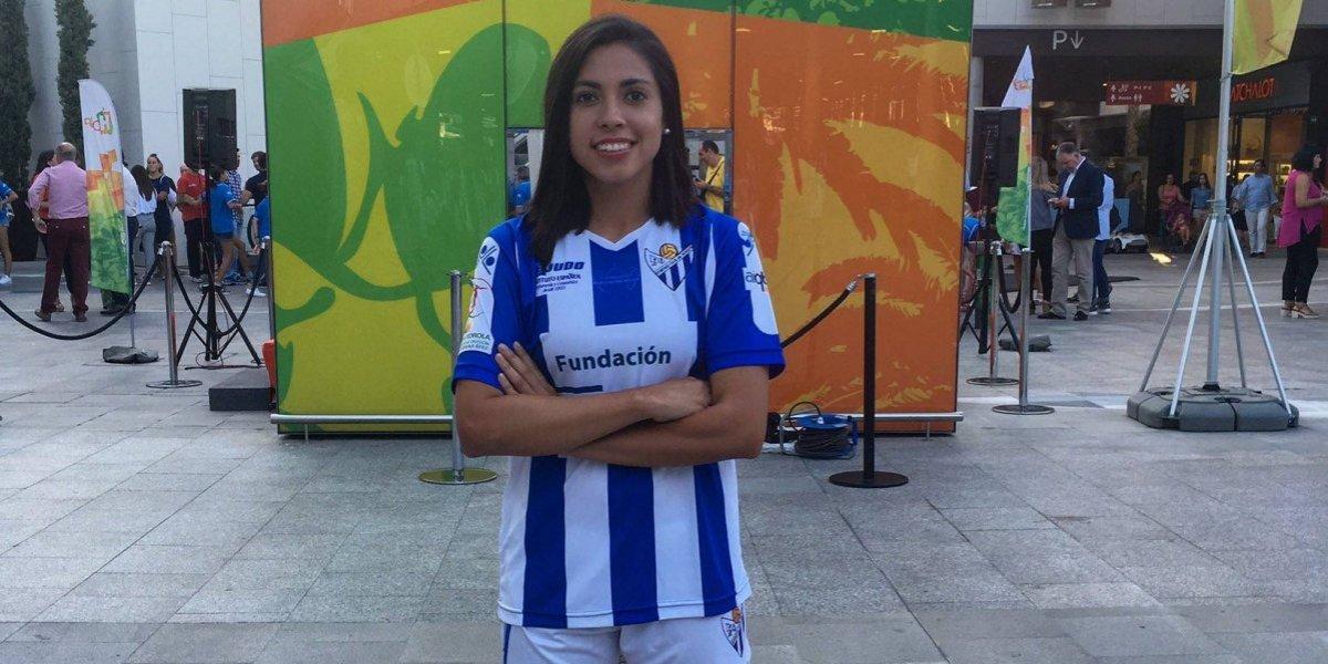 Ana Lucía Martínez lista para la nueva temporada en la Súper Liga Femenina