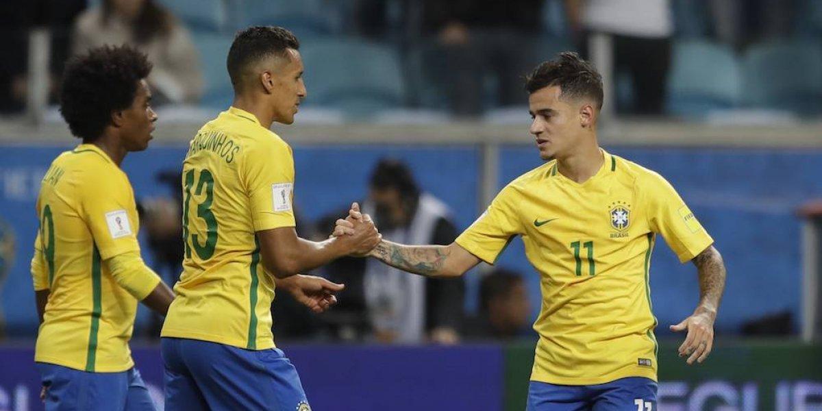 Brasil cumple con triunfo sobre Ecuador