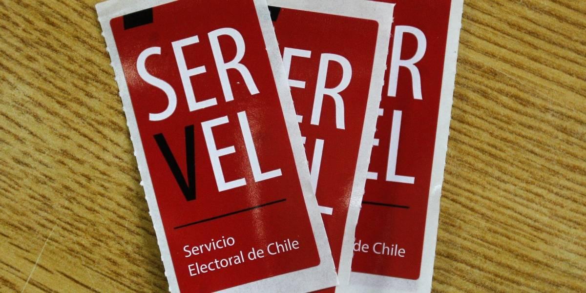 252 candidaturas fueron rechazadas por el Servel a tres meses de las elecciones