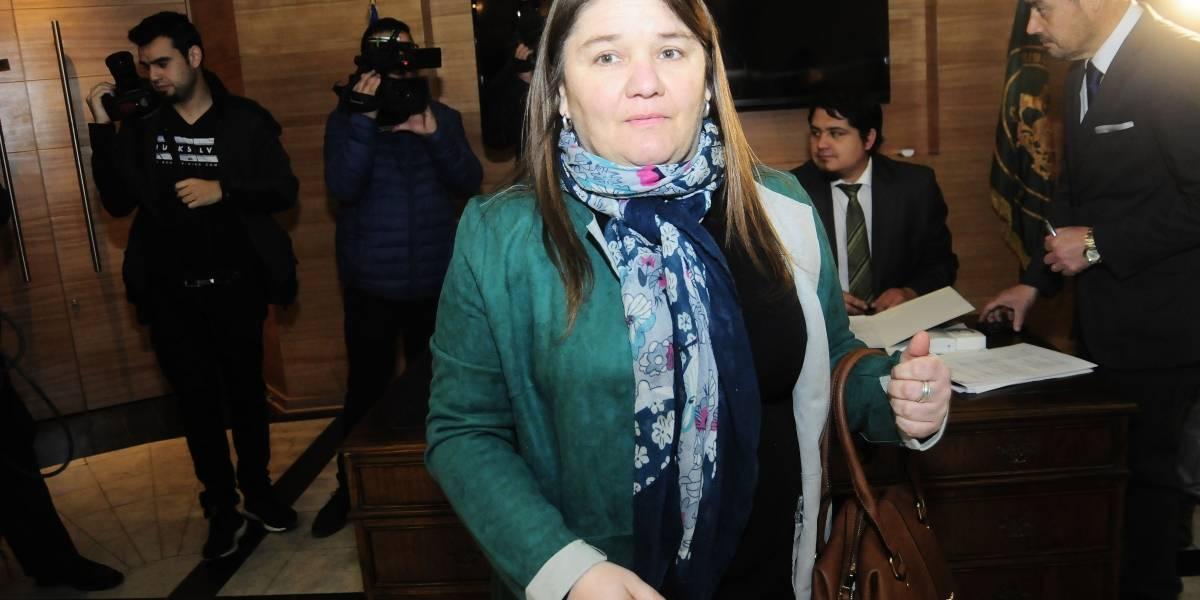 """Servel rechazó la candidatura de la promotora del """"bus de la libertad"""" Marcela Aranda"""