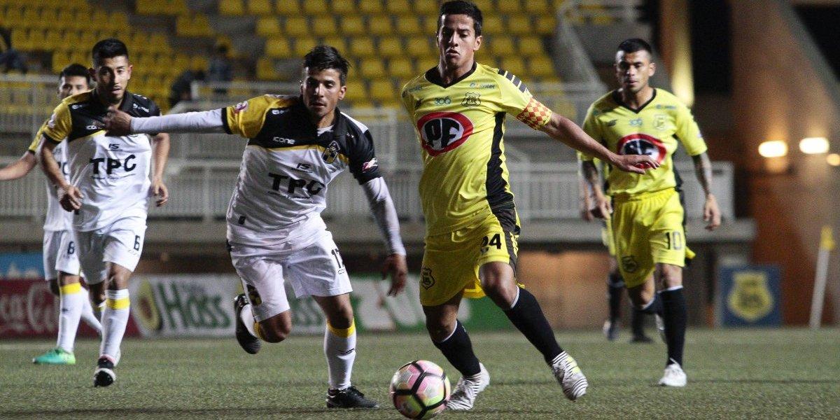 ANFP confirmó duro castigo a Coquimbo tras no inclusión de jugador Sub 20: perdió 3-0 con San Luis