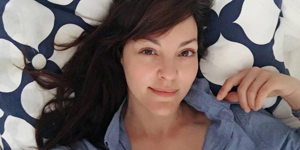 Carolina Gómez demostró que los años no le pasan con fulminante semidesnudo