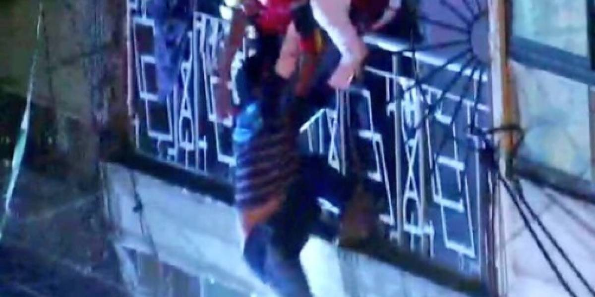 Hombre intenta atentar contra su vida en Santo Domingo