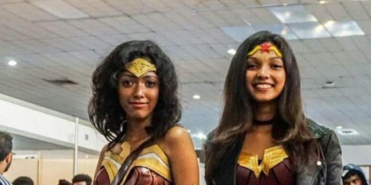 Las trolearon por sus cosplays de la Mujer Maravilla y la mismísima Gal Gadot salió a defenderlas