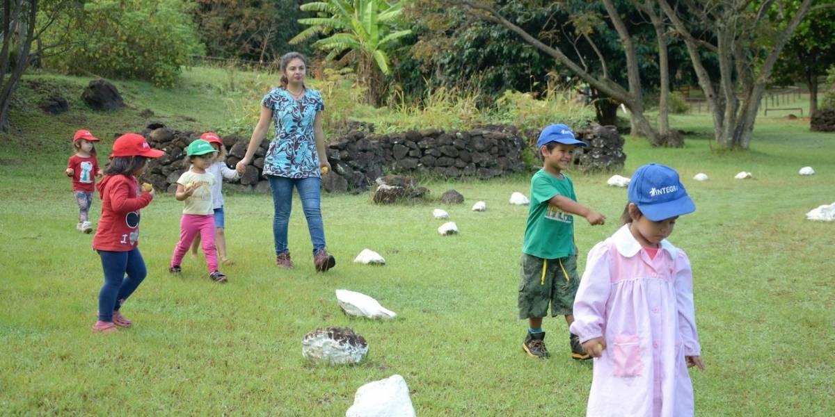 Fin a la centralización: abrirán el segundo jardín infantil estatal en la Isla de Pascua