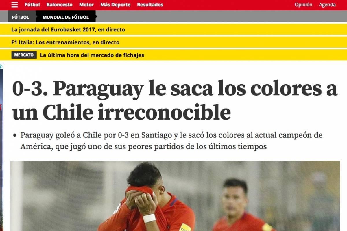 Mundo Deportivo / Captura de pantalla
