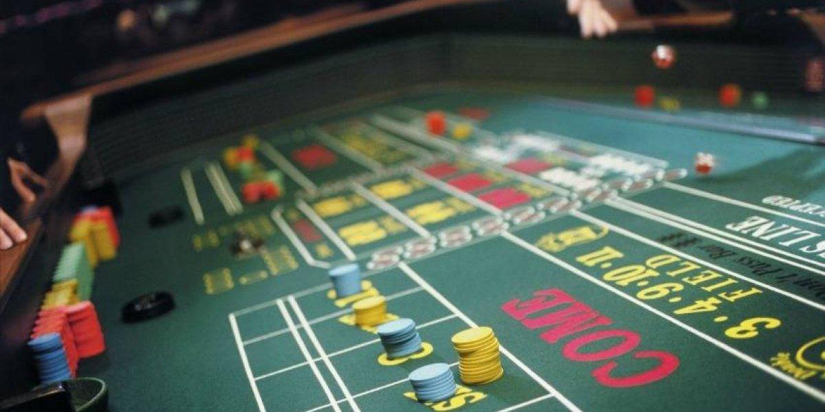 Casinos de juego registran una baja de 1,8% en sus ingresos durante abril