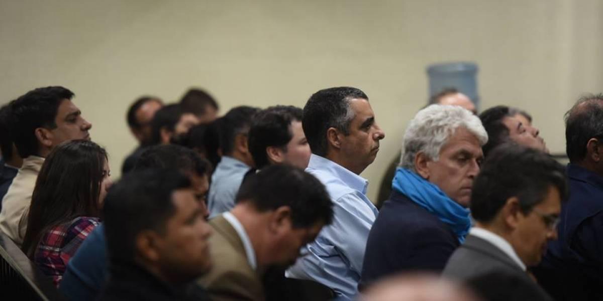 Dictan arresto domiciliario para 16 procesados en el caso Construcción y Corrupción