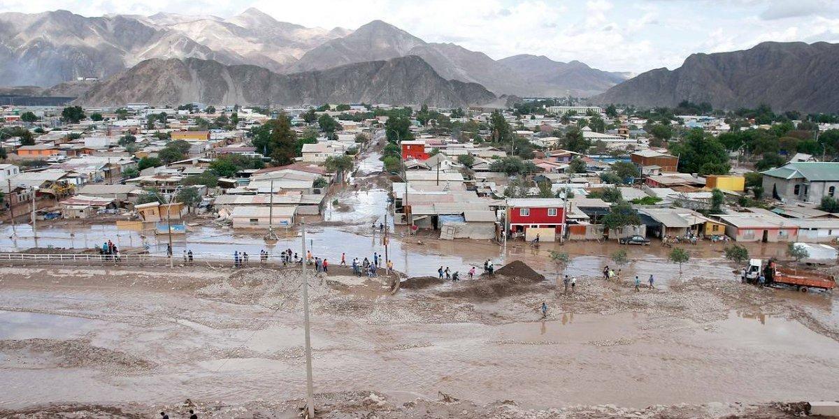 Copiapó: confirman que dorso de cadáver encontrado correspondía a una persona desaparecida en el aluvión de 2015