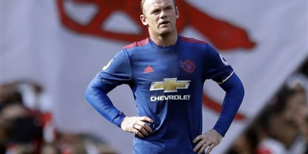 Detienen a futbolista Wayne Rooney