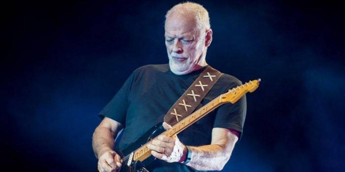 El concierto en Pompeya de David Gilmour se proyectará en Guatemala