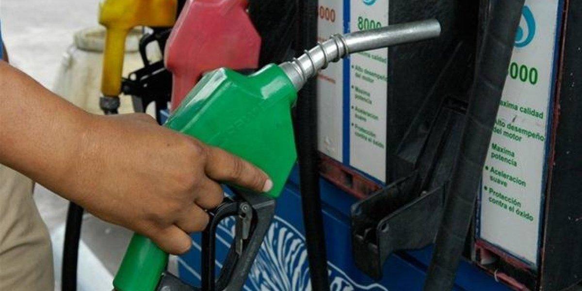 Combustibles subirán más de 2 pesos a partir de mañana