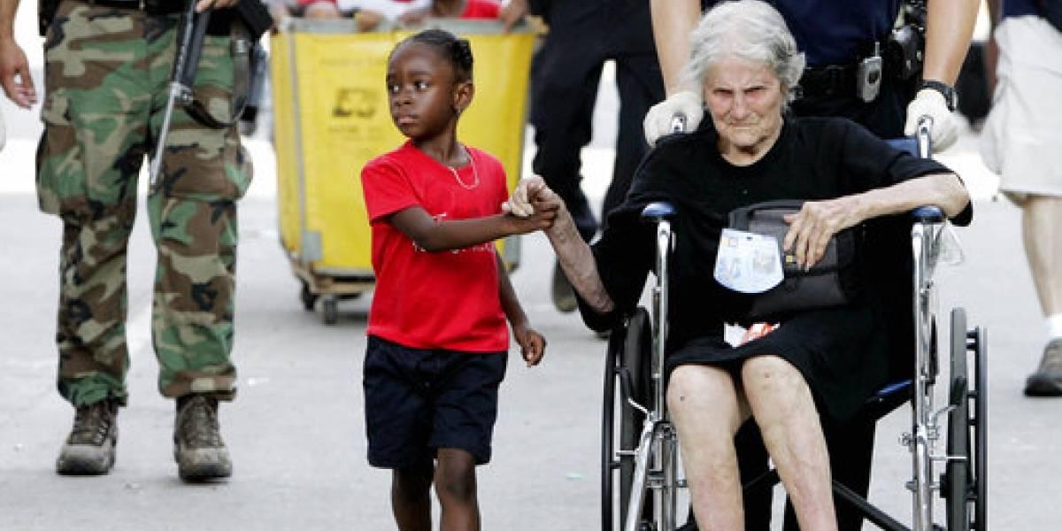 Experiencia con Katrina sirve para esfuerzos tras Harvey