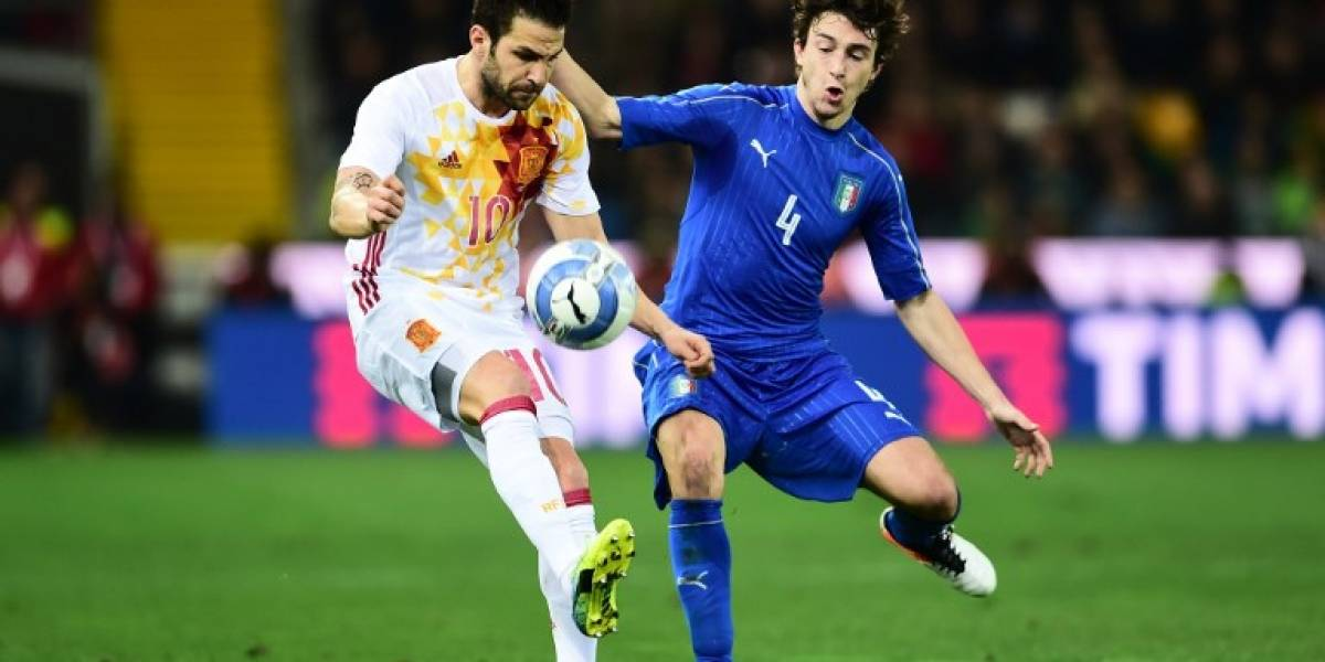 España e Italia se enfrentan por el liderato del Grupo G