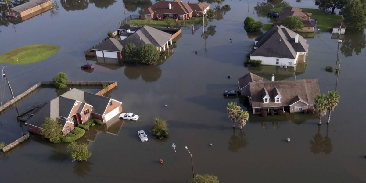 Más de 150 mil viviendas resultaron dañadas por Harvey