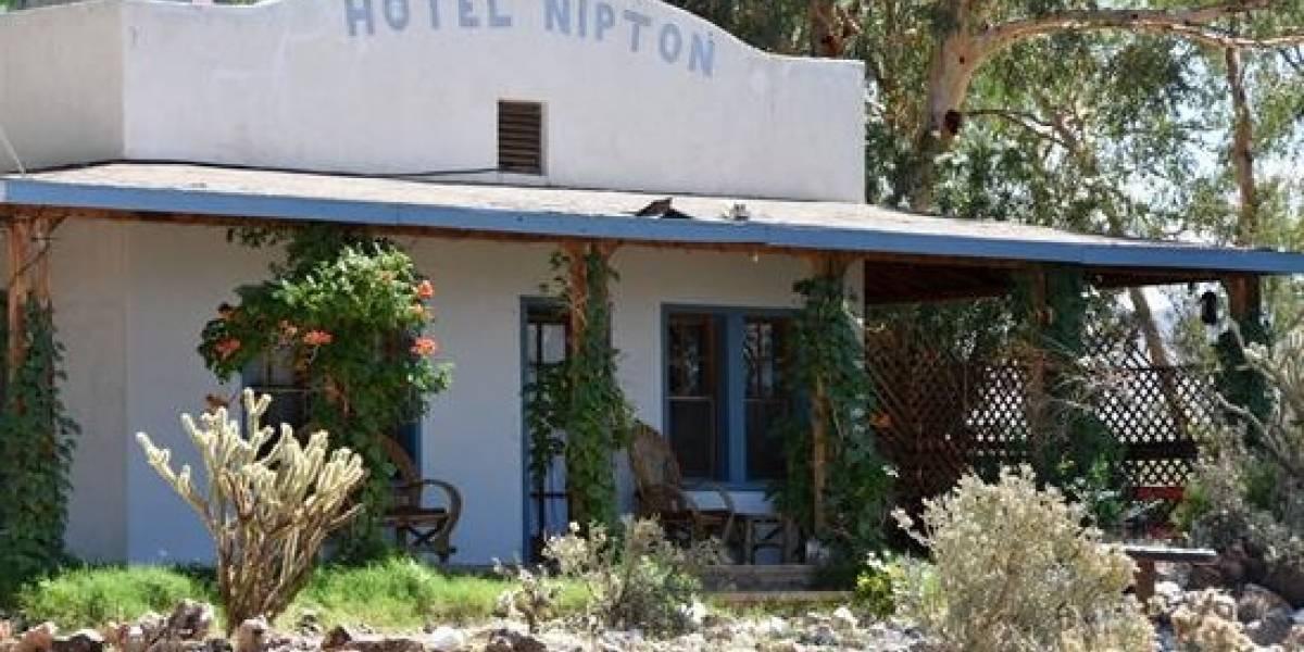 """Nipton, el pueblo fantasma que se convertirá en """"Marihuanalandia"""""""