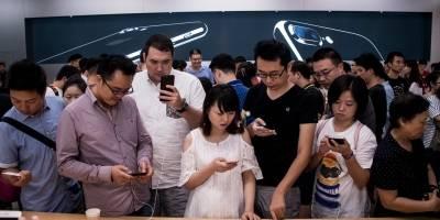 Apple puede lanzar este mes el nuevo iPhone 8.