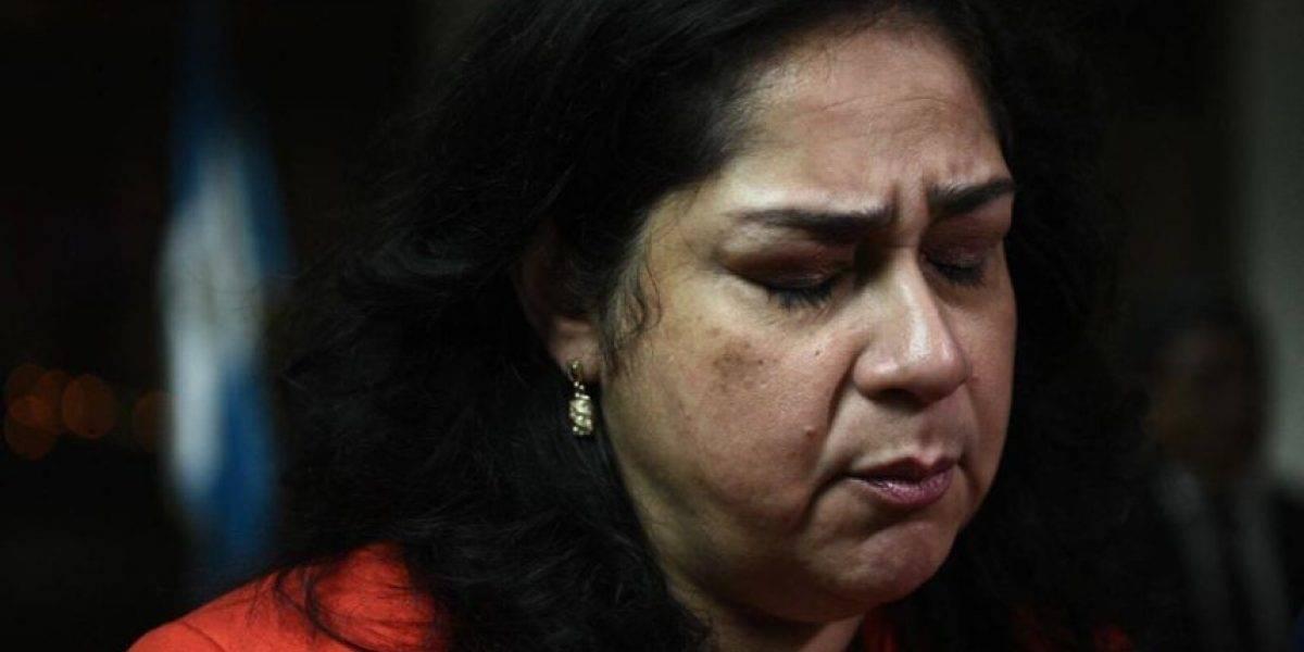 Confirman que jueza Jisela Reinoso debe volver a la cárcel