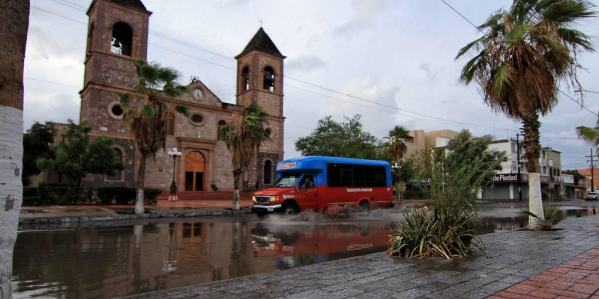 Baja California Sur se prepara para el impacto de 'Lidia'