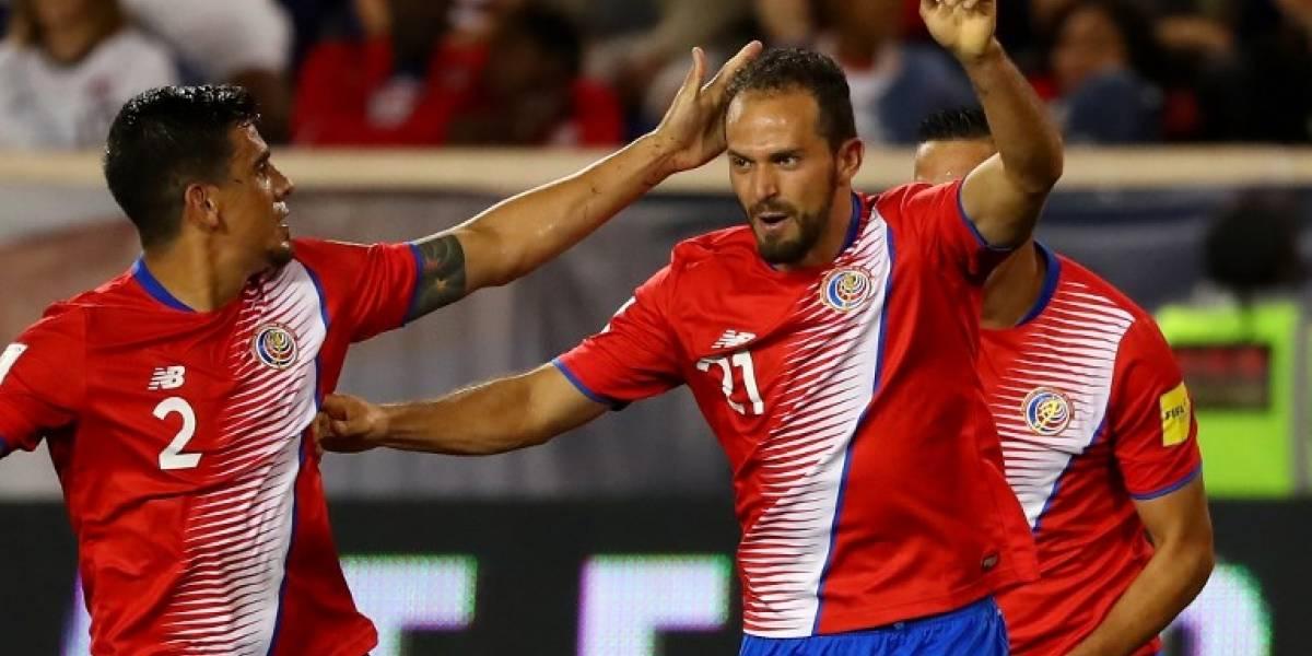 Ureña y Costa Rica noquean a Estados Unidos