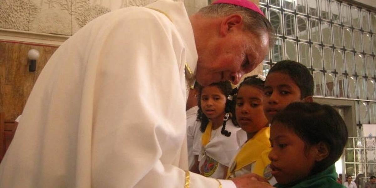 74 niños atlanticenses harán calle de honor al papa en Cartagena