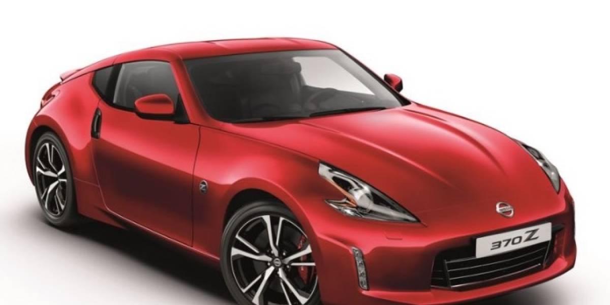 Nissan renueva su 370Z pero no pierde su esencia deportiva