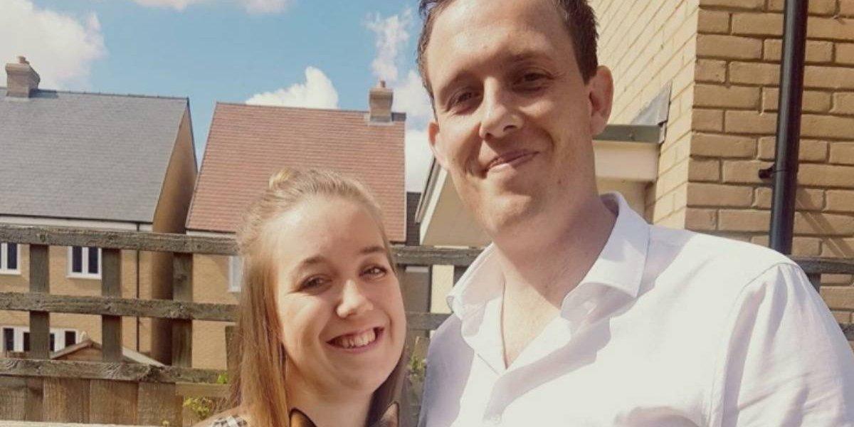 El drama de una joven pareja inglesa: ambos fueron diagnosticados con tumores cerebrales