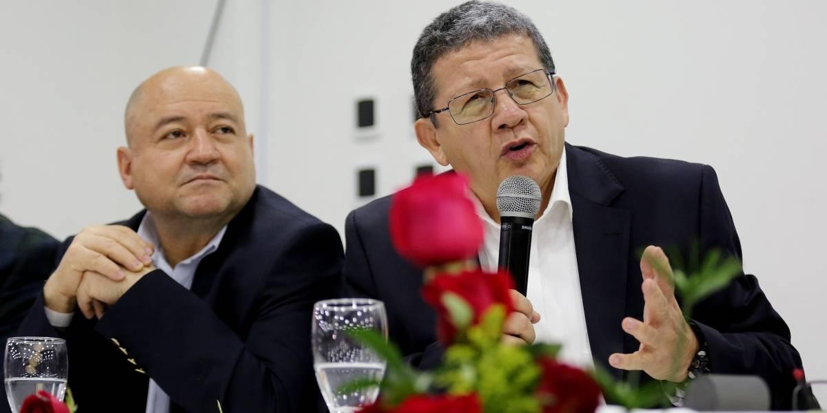 Farc enviaron carta al papa para pedirle encuentro durante visita a Colombia