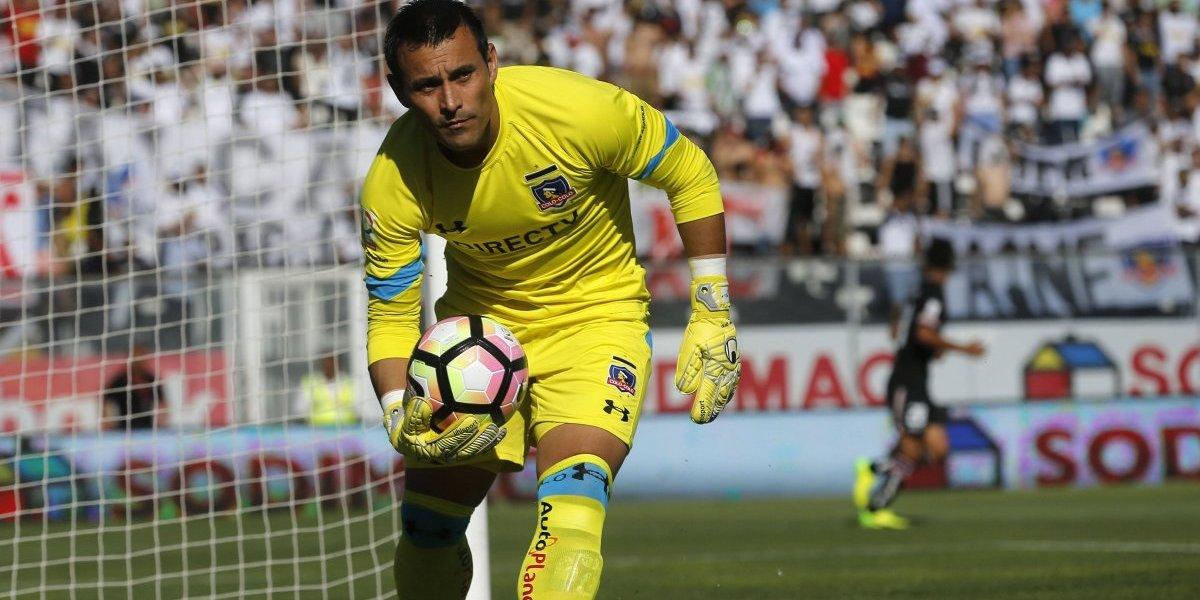 """Justo Villar y sus días fuera de Colo Colo: """"Los sentimientos a nivel dirigencial no existen"""""""