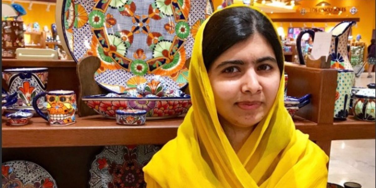 Malala cobra dos millones y medio de pesos por conferencia