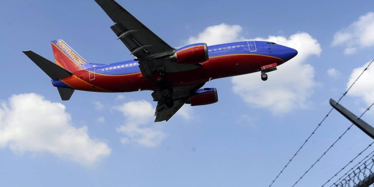 Southwest incrementa viajes entre EE.UU. y San Juan