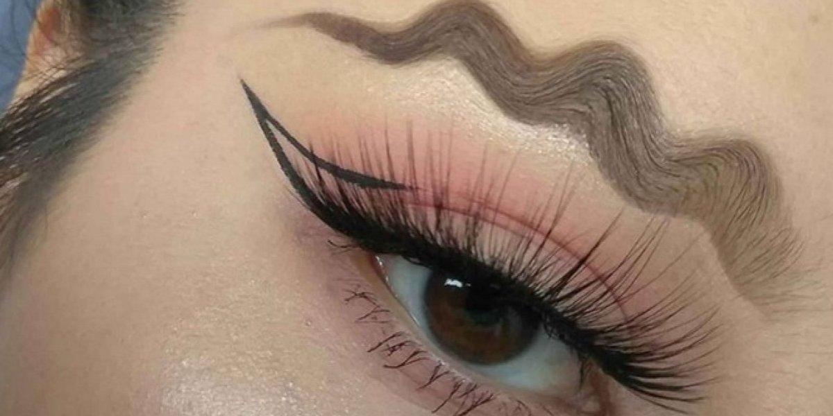 El nuevo estilo de cejas que tiene a Instagram de cabeza