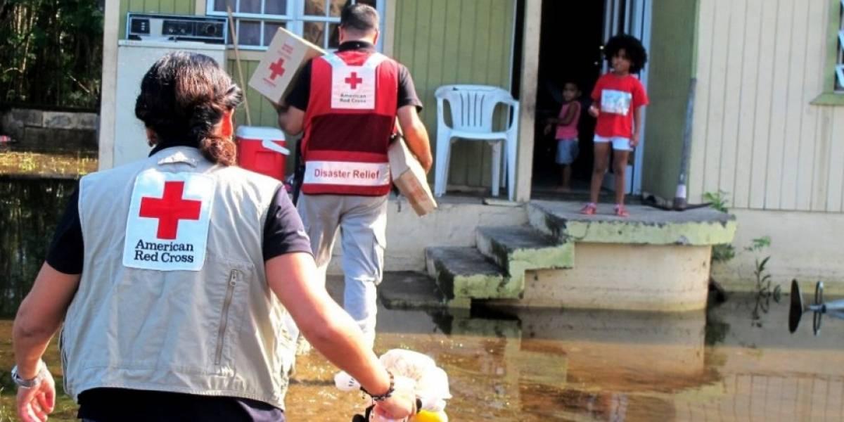 Cruz Roja Americana activa plan de preparación ante cercanía de Irma