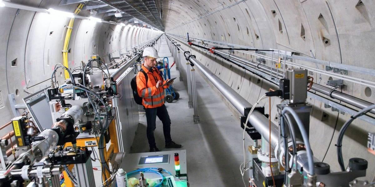 Inicia operaciones el láser de rayos X más potente del mundo