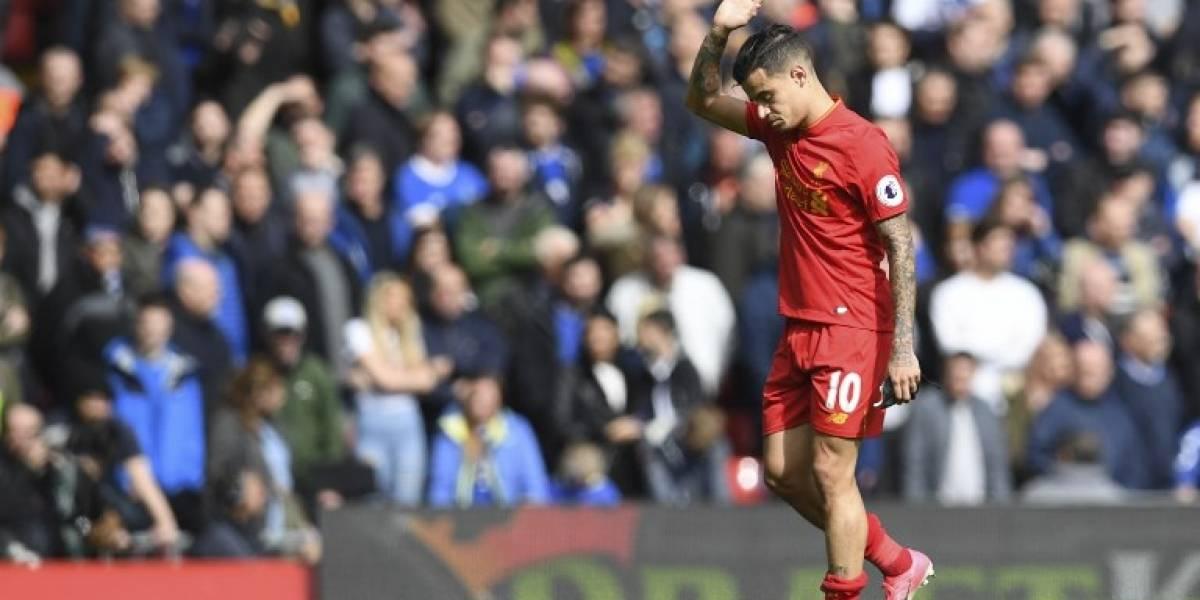 La abultada cifra que le pidió Liverpool a Barcelona por Coutinho
