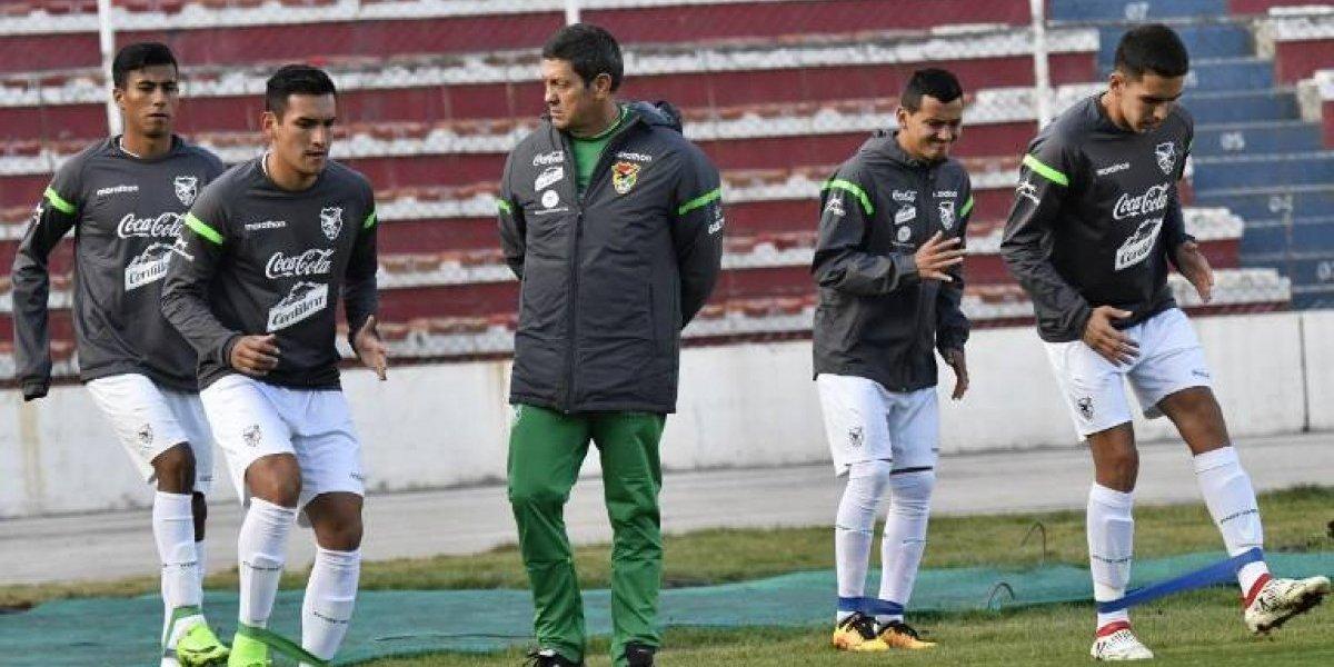 """DT de Bolivia repasa a la Roja: """"Ganó los puntos injustamente"""""""