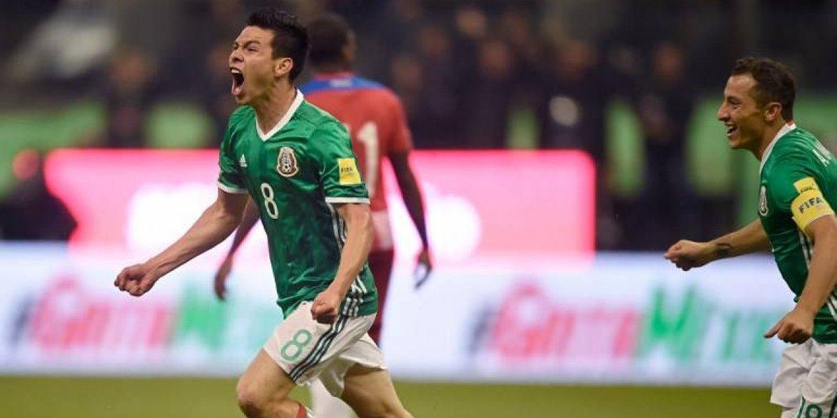 Ya son cinco: México se suma a las selecciones clasificadas a Rusia 2018